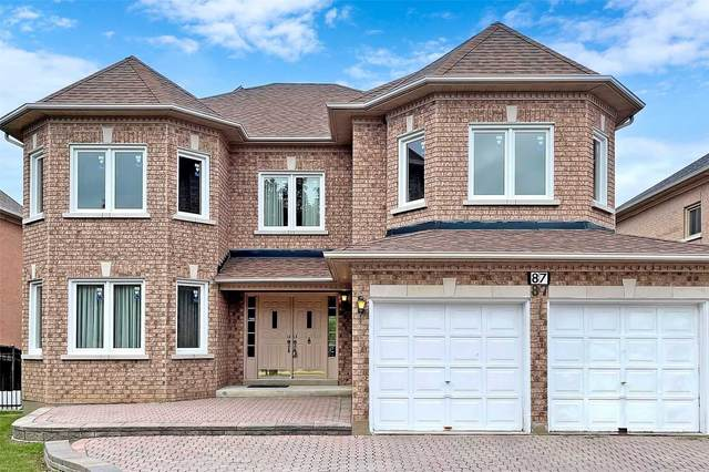 87 Silver Rose Cres, Markham, ON L6C 1W6 (#N5397802) :: Royal Lepage Connect