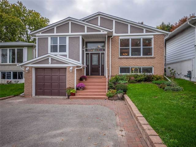 212 Currey Cres, Newmarket, ON L3Y 5M9 (#N5398550) :: Royal Lepage Connect