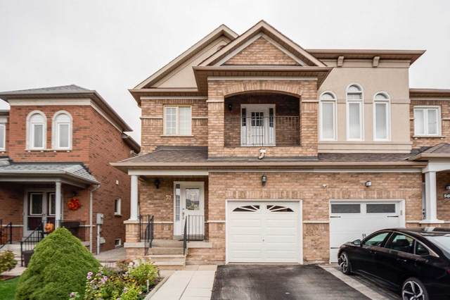 52 Blue Willow Dr, Vaughan, ON L4L 9E8 (#N5398978) :: Royal Lepage Connect