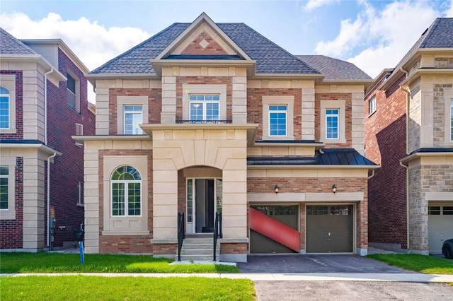 153 Hillsview Dr, Richmond Hill, ON L4C 1T2 (#N5399275) :: Royal Lepage Connect