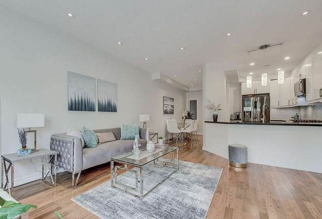 15 Carousel Cres, Richmond Hill, ON L4E 3X7 (#N5399702) :: Royal Lepage Connect