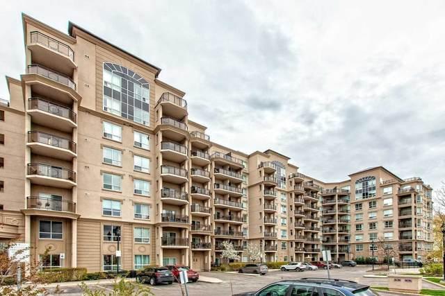 2 Maison Parc Crt #519, Vaughan, ON L4J 9K4 (#N5399923) :: Royal Lepage Connect