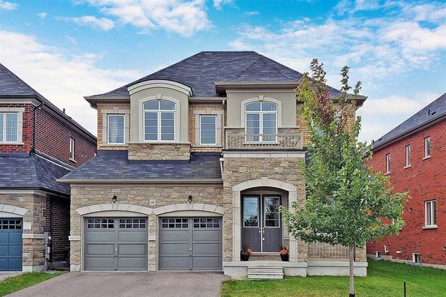 48 Baleberry Cres, East Gwillimbury, ON L9N 0P2 (#N5400326) :: Royal Lepage Connect