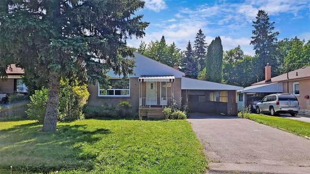 24 Rockport Cres, Richmond Hill, ON L4C 2L6 (#N5400455) :: Royal Lepage Connect