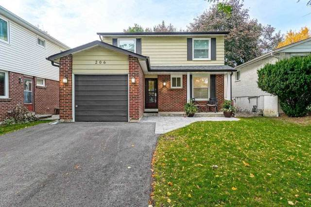 206 Thoms Cres, Newmarket, ON L3Y 1E1 (#N5401075) :: Royal Lepage Connect