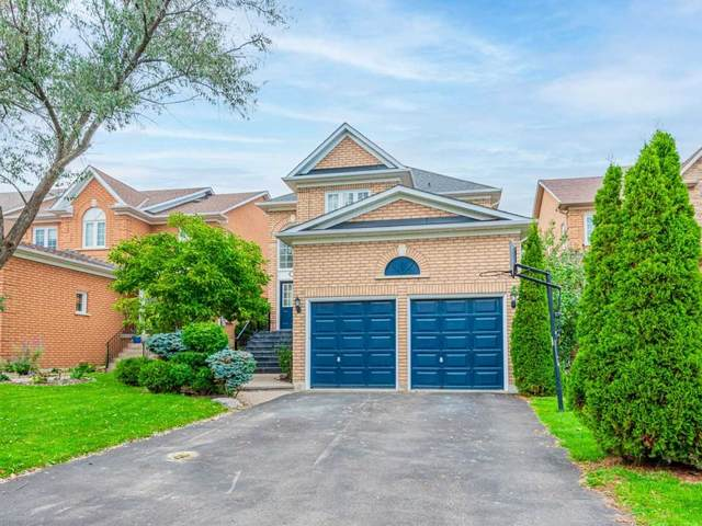 77 Foxtail Rdge, Newmarket, ON L3X 1Z7 (#N5401294) :: Royal Lepage Connect