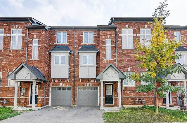 15 Old Colony Rd #11, Richmond Hill, ON L4E 4L5 (#N5401427) :: Royal Lepage Connect