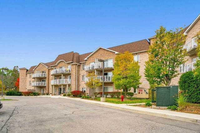 32 Church St #317, King, ON L0G 1T0 (#N5401608) :: Royal Lepage Connect