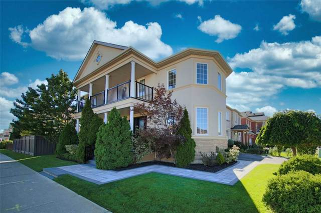 1 Redtail Dr, Vaughan, ON L4H 2C2 (#N5401612) :: Royal Lepage Connect