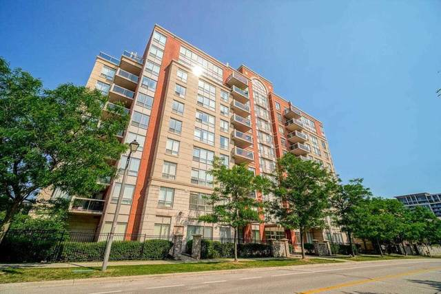 25 Times Ave #506, Markham, ON L3T 7X5 (#N5401625) :: Royal Lepage Connect