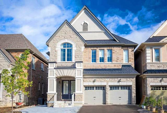 68 Wellspring Ave, Richmond Hill, ON L4E 1E8 (#N5402491) :: Royal Lepage Connect