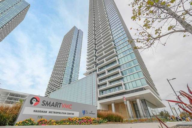 5 Buttermill Ave #5111, Vaughan, ON L4K 0J5 (#N5402597) :: Royal Lepage Connect
