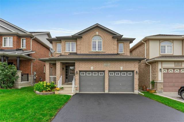 25 Armstrong Cres, Bradford West Gwillimbury, ON L9W 3H6 (#N5402830) :: Royal Lepage Connect