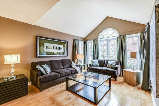 98 Brookeview Dr, Aurora, ON L4G 6R5 (#N5402905) :: Royal Lepage Connect