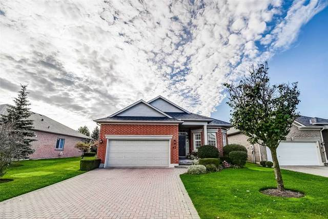 43 Turn Taylor, Whitchurch-Stouffville, ON L4A 1M8 (#N5403095) :: Royal Lepage Connect