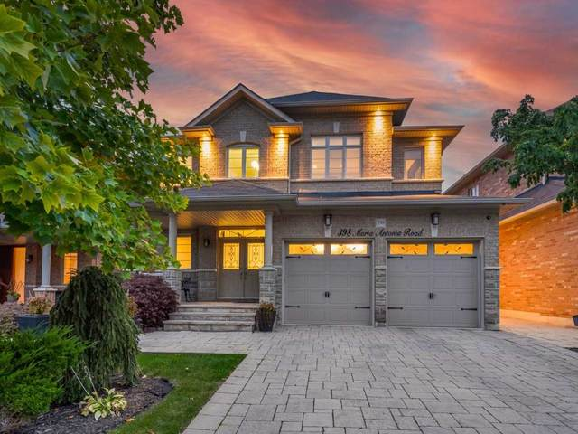398 Maria Antonia Rd, Vaughan, ON L4H 0X5 (#N5403388) :: Royal Lepage Connect