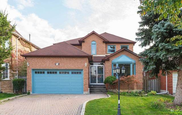 73 Briggs Ave, Richmond Hill, ON L4B 3A3 (#N5403588) :: Royal Lepage Connect