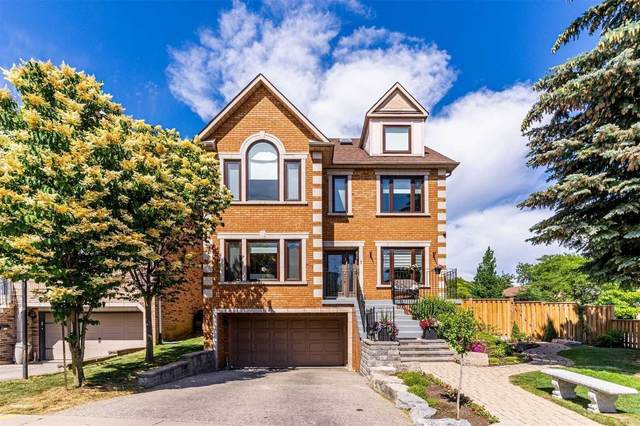 1 Theodore Pl, Vaughan, ON L4J 8E2 (#N5404096) :: Royal Lepage Connect