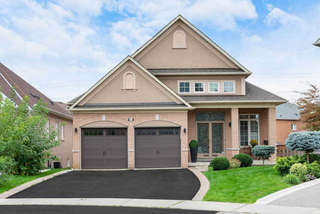 53 Guery Cres, Vaughan, ON L4L 9P4 (#N5404213) :: Royal Lepage Connect