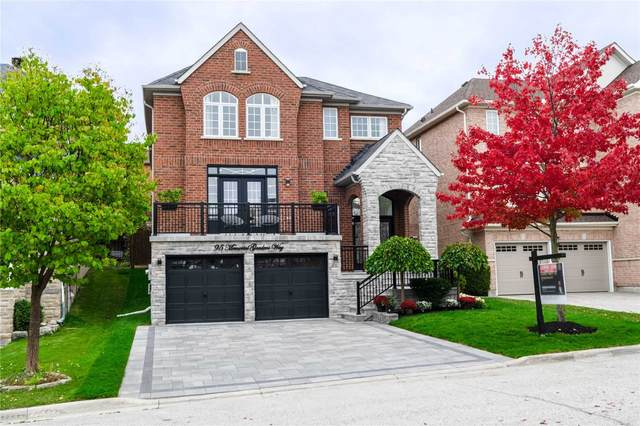 95 Memorial Gardens Way, Newmarket, ON L3X 3A7 (#N5404425) :: Royal Lepage Connect
