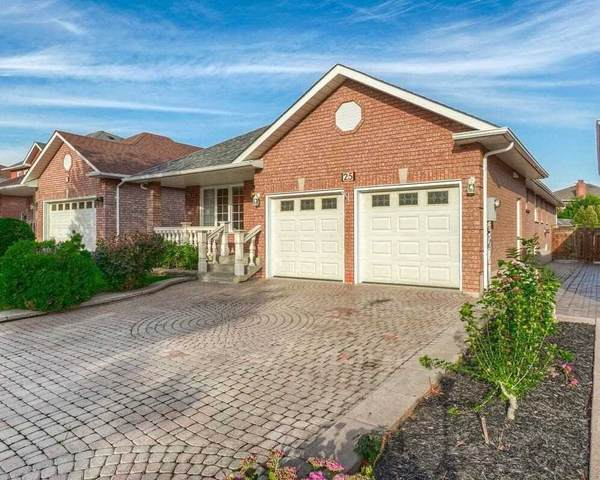 25 Dolores Cres, Vaughan, ON L4H 1C3 (#N5404517) :: Royal Lepage Connect