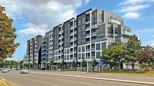 8763 Bayview Ave #633, Richmond Hill, ON L4B 3V1 (#N5404921) :: Royal Lepage Connect
