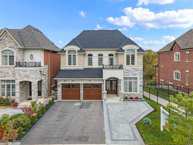 48 Briarfield Ave, East Gwillimbury, ON L9N 0P4 (#N5405239) :: Royal Lepage Connect