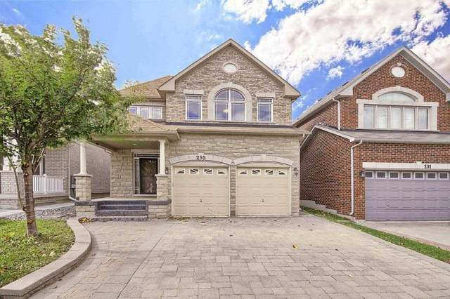 295 Ivy Jay Cres, Aurora, ON L4G 0E7 (#N5405382) :: Royal Lepage Connect