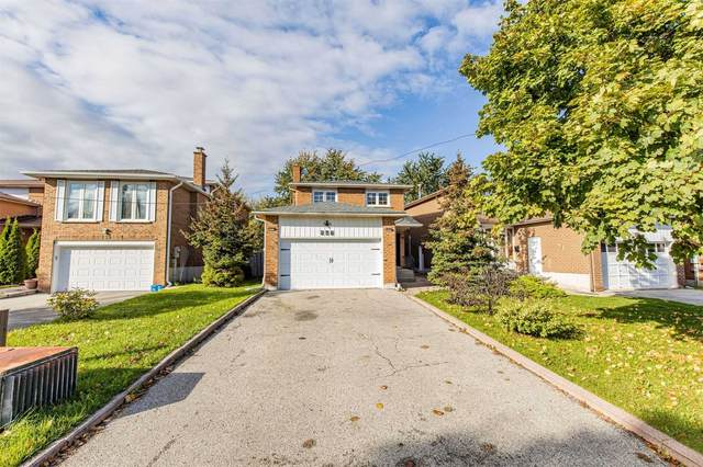 147 Stephenson Cres, Richmond Hill, ON L4C 5T3 (#N5406266) :: Royal Lepage Connect