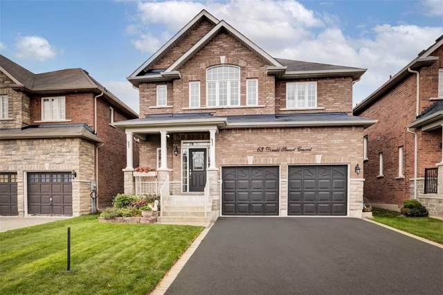 63 Donald Stewart Cres, East Gwillimbury, ON L0G 1M0 (#N5406296) :: Royal Lepage Connect