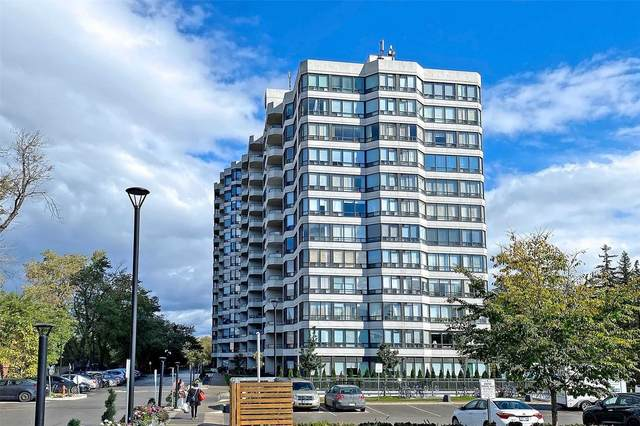 8501 Bayview Ave #812, Richmond Hill, ON L4B 3J7 (#N5406772) :: Royal Lepage Connect