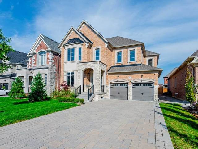 407 Woodgate Pines Dr, Vaughan, ON L4H 3X4 (#N5407687) :: Royal Lepage Connect