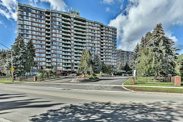 100 Observatory Lane #705, Richmond Hill, ON L4C 1T4 (#N5408827) :: Royal Lepage Connect