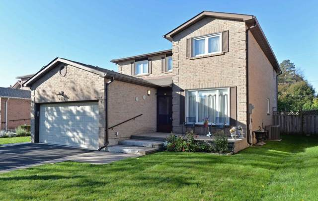 124 Adrian Cres, Markham, ON L3P 7A8 (#N5408911) :: Royal Lepage Connect