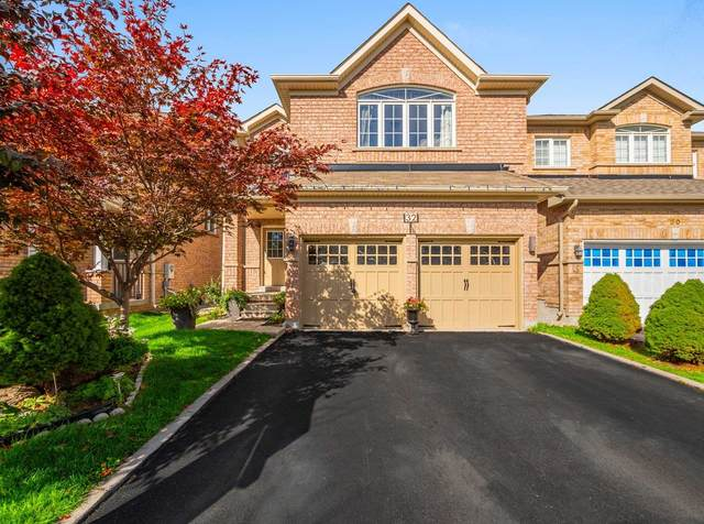 32 Crescendo Ave, Richmond Hill, ON L4S 2S1 (#N5409150) :: Royal Lepage Connect