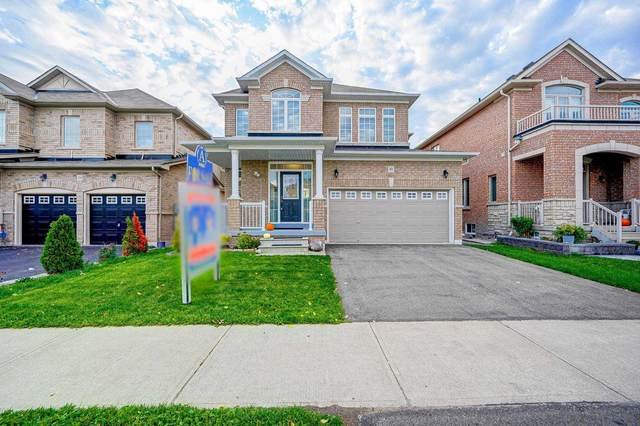 48 Greendale Ave, Whitchurch-Stouffville, ON L4A 1S5 (#N5409235) :: Royal Lepage Connect
