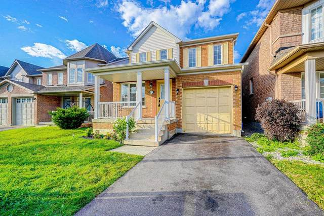 12 Bloomsbury Rd, Markham, ON L6E 1R9 (#N5409279) :: Royal Lepage Connect