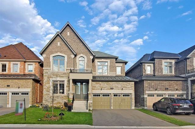 99 Conklin Cres, Aurora, ON L4G 0Z2 (#N5409367) :: Royal Lepage Connect