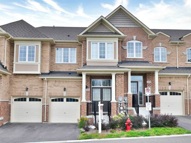 124 Knott End Cres, Newmarket, ON L3Y 0E4 (#N5409444) :: Royal Lepage Connect