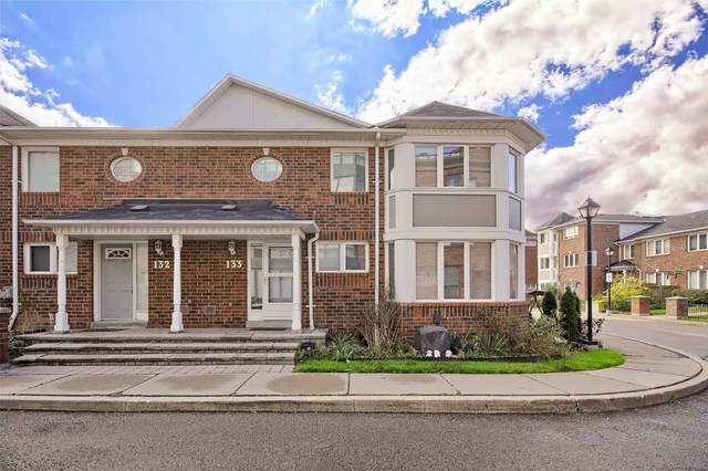 18 Clark Ave #133, Vaughan, ON L4J 8H1 (#N5409793) :: Royal Lepage Connect