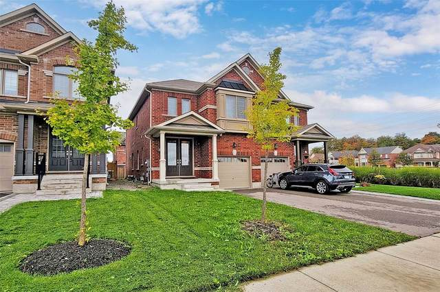 625 Sweetwater Cres, Newmarket, ON L3X 0H5 (#N5409928) :: Royal Lepage Connect