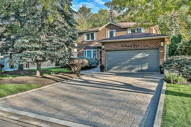 15 Coulson Crt, Markham, ON L3P 6G7 (#N5410028) :: Royal Lepage Connect