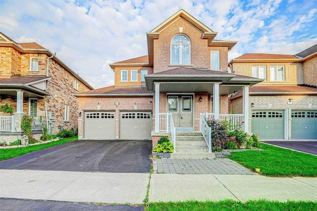 21 Peterkin Rd, Markham, ON L6E 1Y9 (#N5410340) :: Royal Lepage Connect