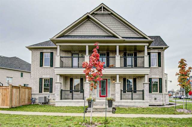 52 Spofford Dr, Whitchurch-Stouffville, ON L4A 4R1 (#N5410706) :: Royal Lepage Connect