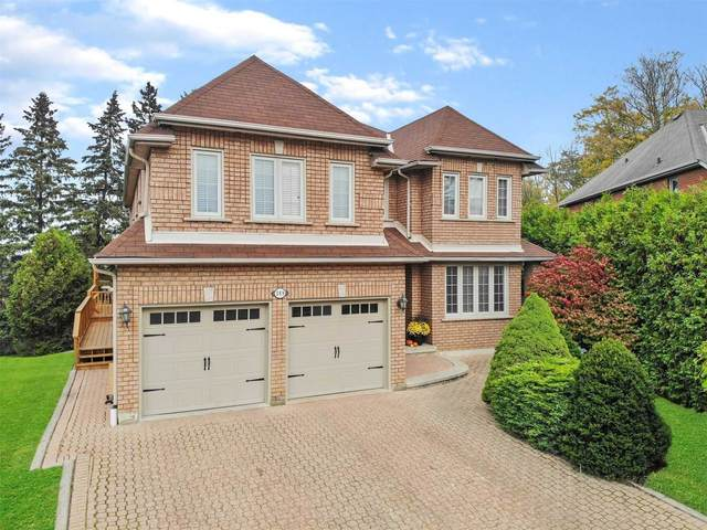 389 Amberlee Crt, Newmarket, ON L3X 1E8 (#N5410791) :: Royal Lepage Connect
