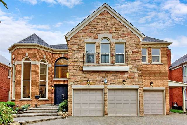 5 Highview Cres, Richmond Hill, ON L4B 2T5 (#N5411320) :: Royal Lepage Connect