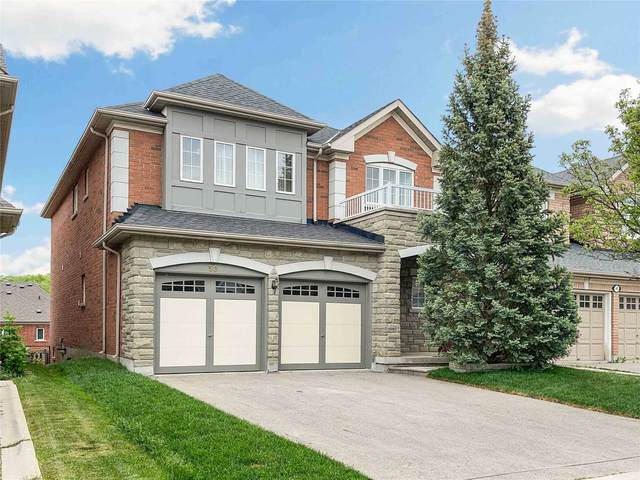 50 Pepperberry Rd, Vaughan, ON L4J 8W9 (#N5411599) :: Royal Lepage Connect