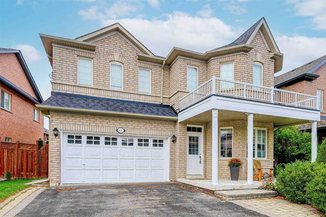 62 Huntingfield St, Vaughan, ON L4K 5S3 (#N5411700) :: Royal Lepage Connect