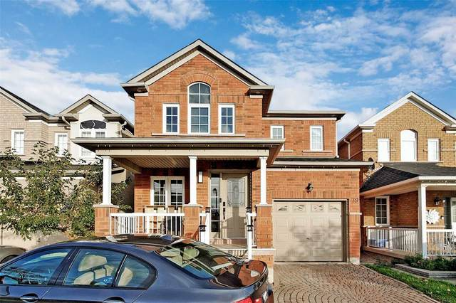 79 Alfred Paterson Dr, Markham, ON L6E 1J5 (#N5411840) :: Royal Lepage Connect