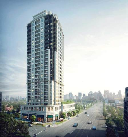 1 Grandview Ave #2009, Markham, ON L3T 0G7 (#N5412076) :: Royal Lepage Connect